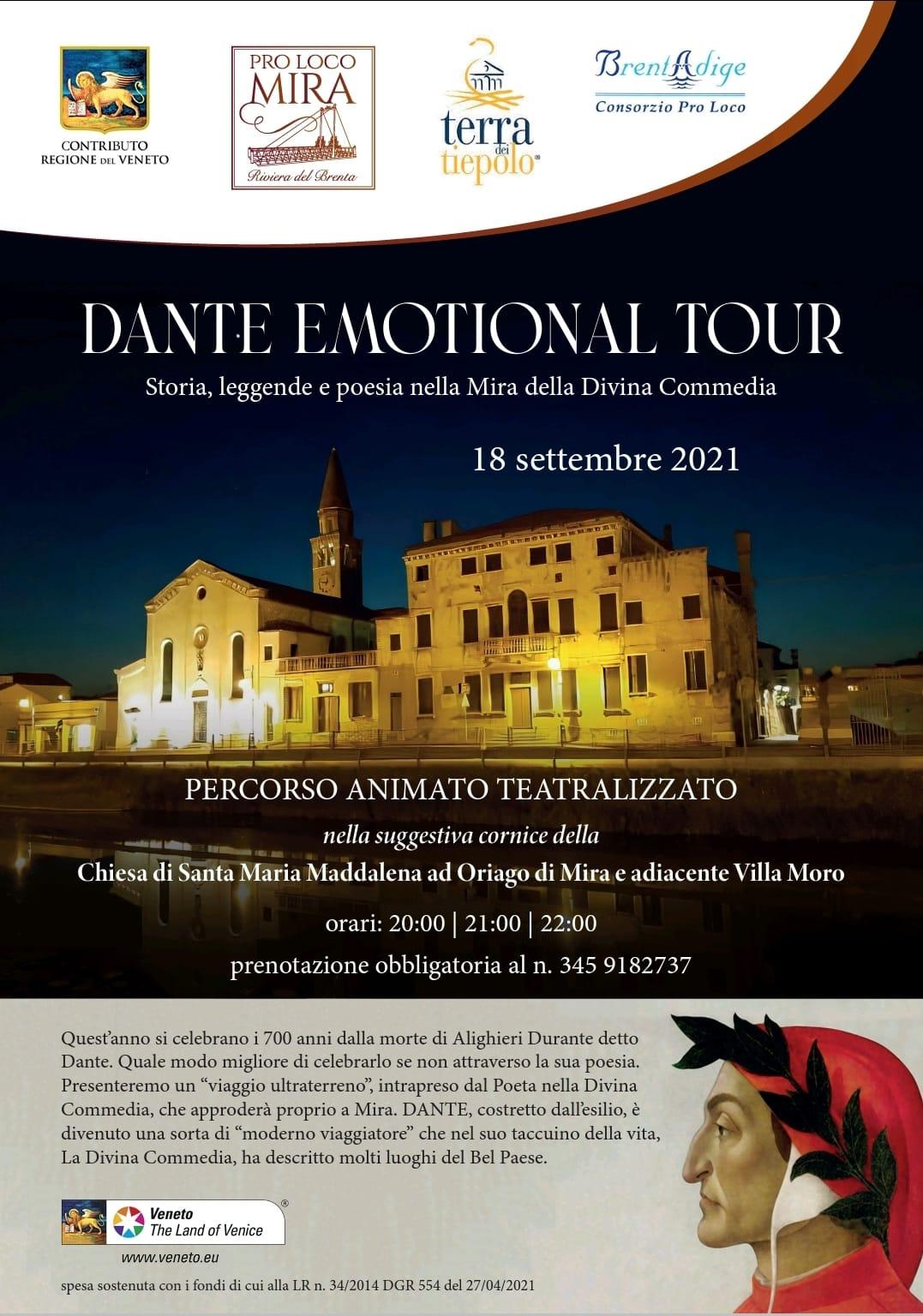 Dante Mira 18 settembre